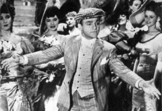 James Cagney as George M. Cohan